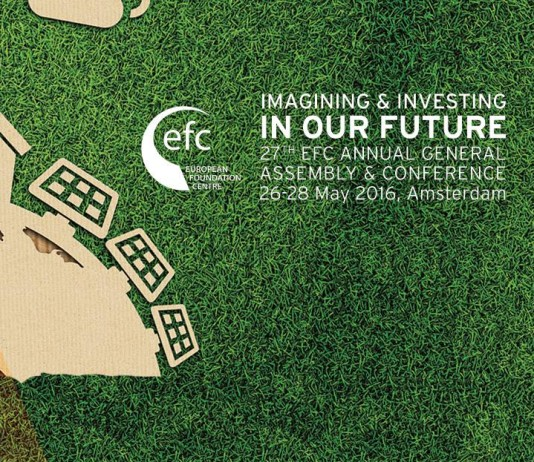European Foundation Centre: Imagining and Investing in our Future