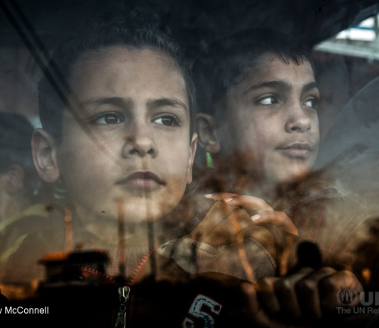 © UNHCR/Andrew McConnell