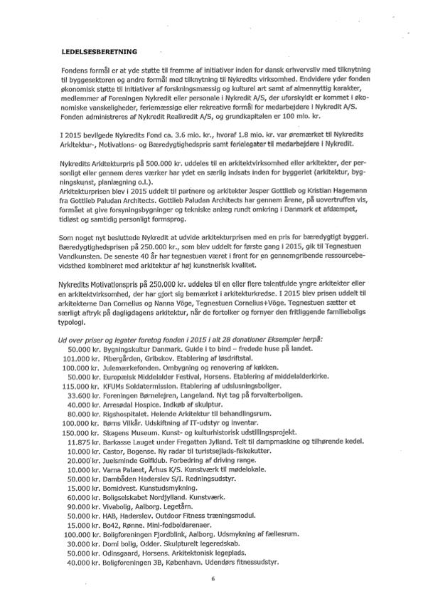 Nykredits Fond uddelinger 2015_1