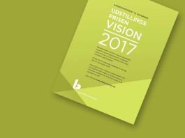 Bikubenfonden, Udstillingsprisen Vision 2017