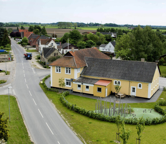 Realdania – landsbyklynger
