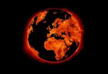 Verden i flammer