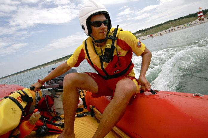 Trygfondens kystlivredning (foto fra TrygFonden)