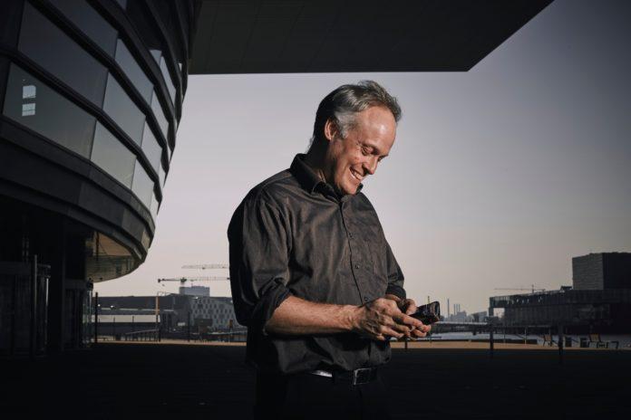 Esben Danielsen, direktør i Lokale og Anlægsfonden (fotograf: Esben Zøllner Olesen)