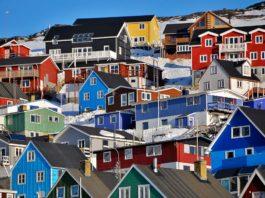 Qaqortoq, Grønland (fotograf: Kunuk Abelsen, Visit Greenland)