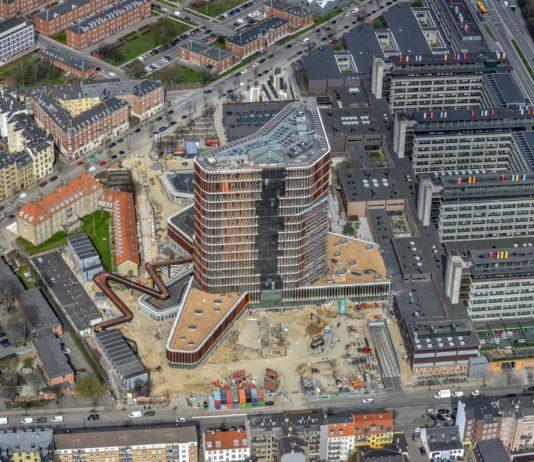 Mærsk Bygningen (foto: Bygningsstyrelsen)