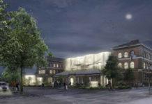 Nyt Naturhistorisk Museum (Illustration: Lundgaard & Tranberg Arkitekter