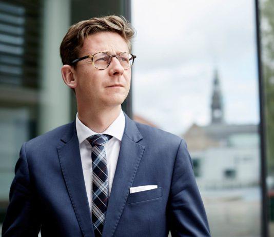 Karsten Lauritzen, skatteminister