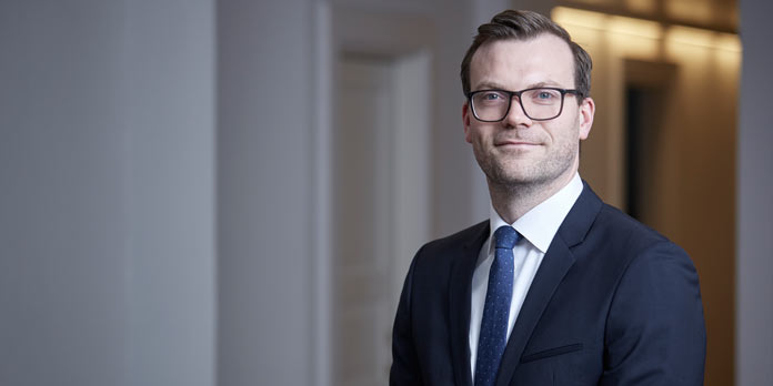 Martin Poulsen, Manager, Law, EY