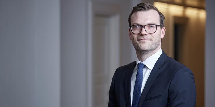 Martin Poulsen, erhvervsjuridisk rådgiver, Clemens
