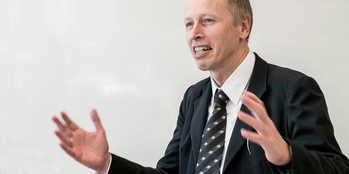 Steen Thomsen, professor ved Copenhagen Business School