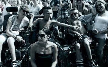 Musikelskere i kørestol