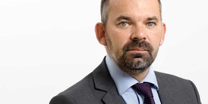 Kim Nøhr Skibsted, kommunikationsdirektør i Grundfos og nyt medlem i Spar Nord Fondens bestyrelse
