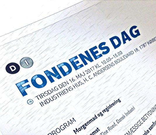 Fondenes Dag 2017