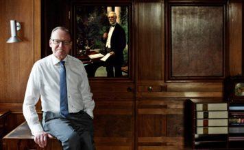 Carlsbergfondets bestyrelsesformand Flemming Besenbacher