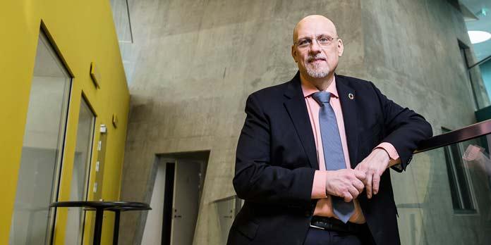 På årets generalforsamling i Warszawa blev Jesper Nygård valgt til styrelsesrådet for European Foundation Centre (foto: Niels Hougaard)