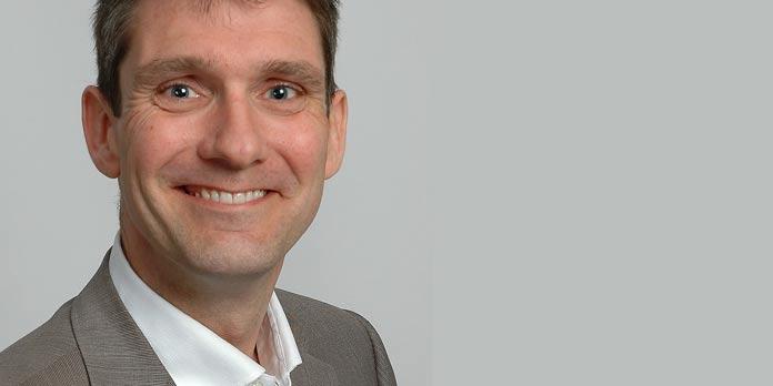 Klaus Topholm, direktør i Hedorfs Fond