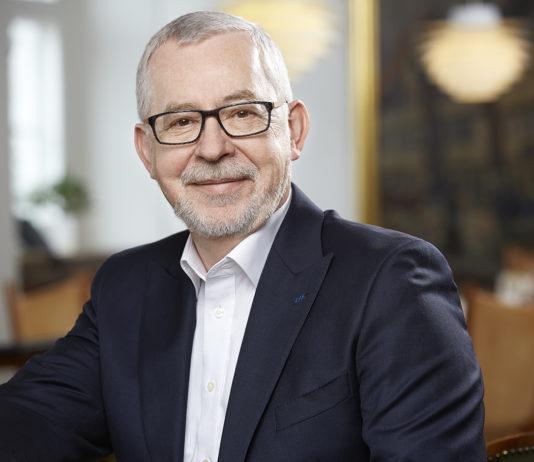 Steffen Nørgaard, direktør i Spar Nord Fonden