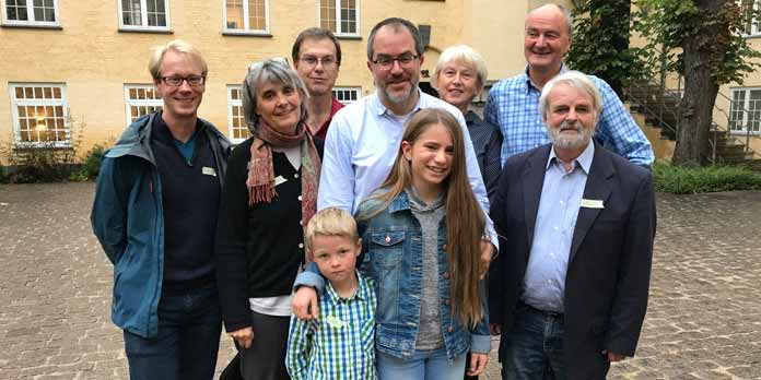 Nordea-fondens legatbeboere, oktober 2017