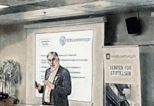 Bjørn O. Øiulfstad, adm. direktør i Stiftelsesforeningen