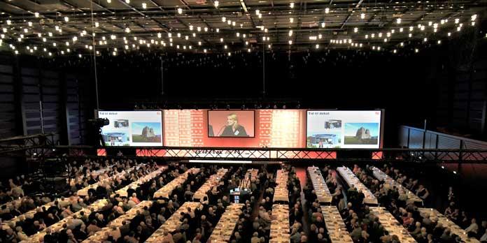 Realdanias valgmøde i Aarhus (foto: Jørgen Jørgensen/Realdania)