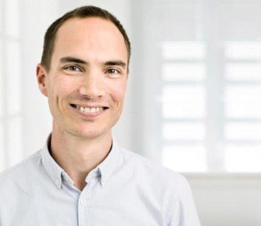Søren Gade, kommunikationsansvarlig i Hempel Fonden