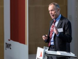 Steen Riisgaard, næstformand i Novo Nordisk Fonden og Villum Fonden