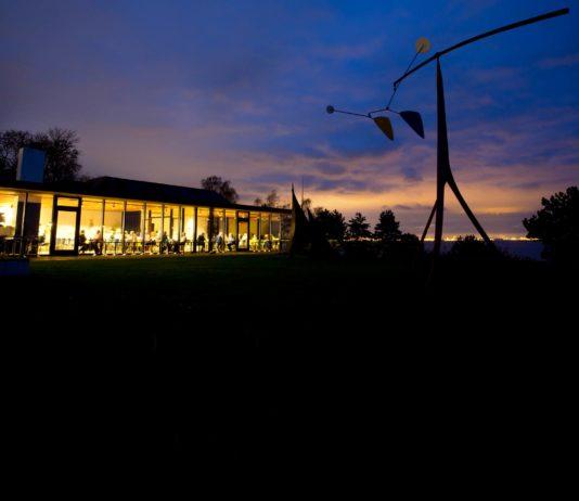 Calder-terrassen på Louisiana (foto: Louisiana Museum of Modern Art)