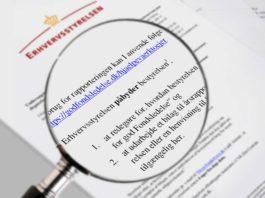 Erhvervsstyrelsen – redegørelse for god fondsledelse