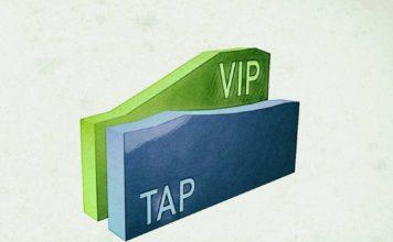 VIP og TAP – 2008-2016