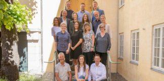 Nordea-fondens sekretariatet, juni 2017