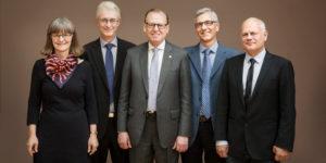 Carlsbergfondets bestyrelse