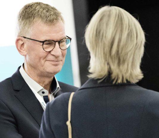 Peter Gæmelke, Norliv