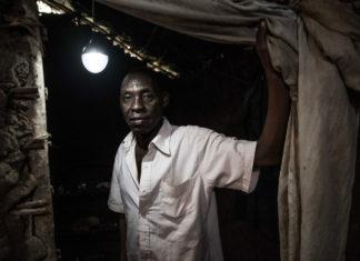 M-KOPA Solar (fotograf: Lise Balsby)