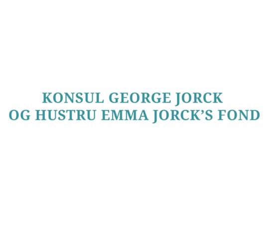 Konsul George Jorck og Hustru Emma Jorck's Fond