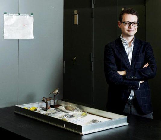 Tom Gilbert modtog en Villum Experiment-bevilling i 2017
