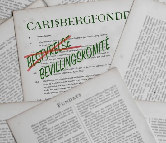 Carlsbergfondet rydder op i fundatsen