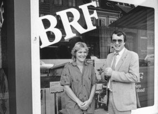 BRFfonden (foto: Midtjyllands Avis og Skanderborg Historiske Arkiv)