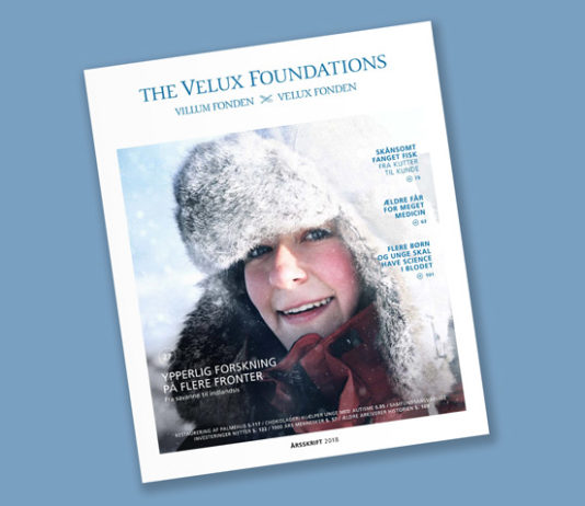 The Velux Foundations – årsskrift 2018
