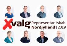 Tryghedsgruppen – repræsentantskabsvalg i Region Nordjylland