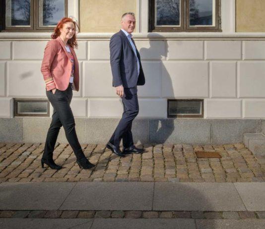 Jeanette Sjøberg & Hans Kristian Kristensen