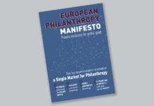Philanthropy Manifesto