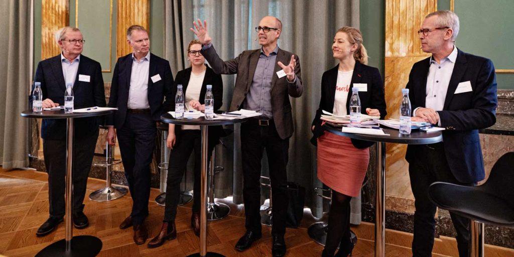 Videnskabernes Selskab – Årsmøde 2019 (foto Lars Svankjær)