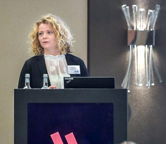 Christine Maxner – JUC's årlige fondskonference 2019