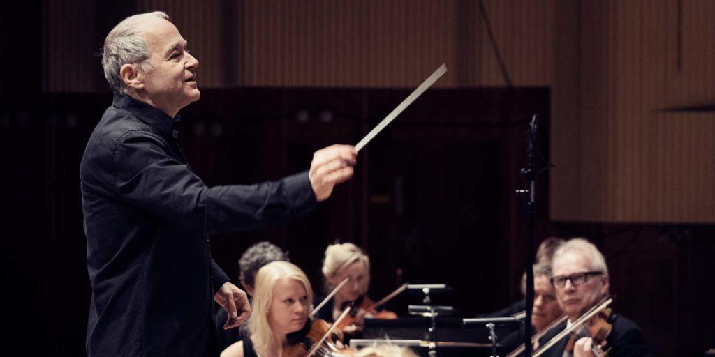 Adam Fischer og Danmarks Underholdningsorkester