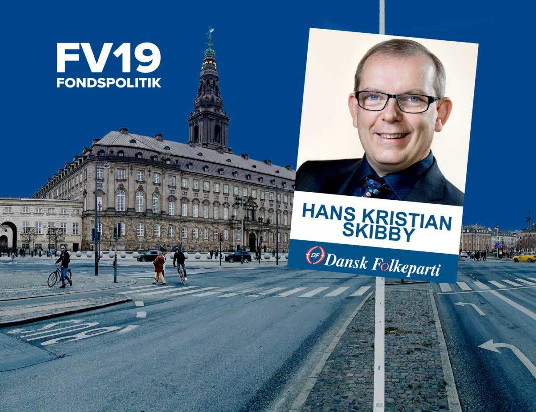 FV19 fondspolitik: Det vil Dansk Folkeparti
