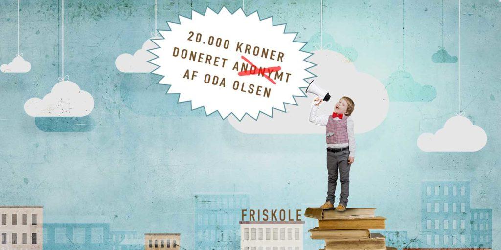 Donationsregler presser frie skoler