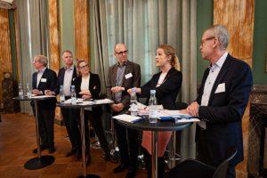 Sofie Carsten Nielsen, Videnskabernes Selskab – Årsmøde 2019 (foto Lars Svankjær)