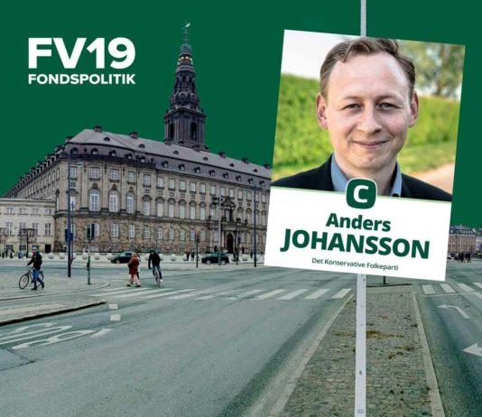 FV19 fondspolitik: Det vil Det Konservative Folkeparti