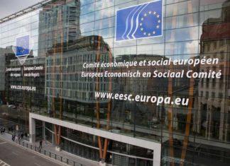 EESC-bygningen i Bruxelles
